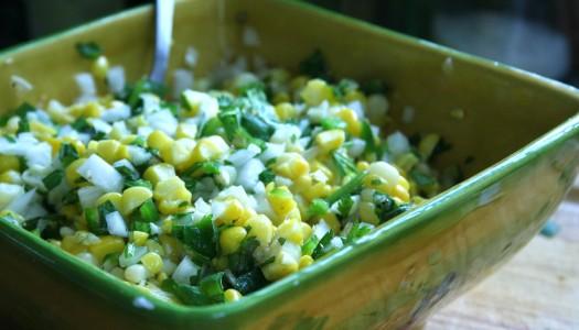 Jed's Corn Salsa