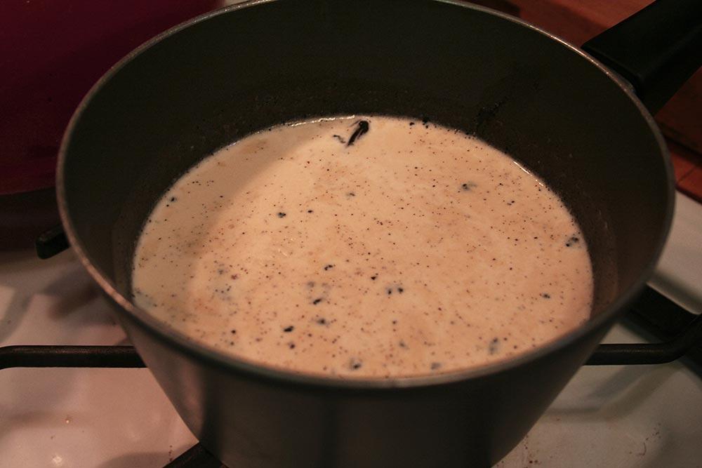 Cream And Vanilla