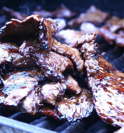Grilled Carne Asada