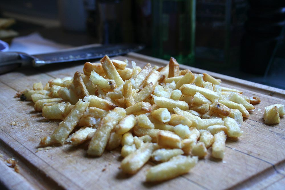 Chopped Fries