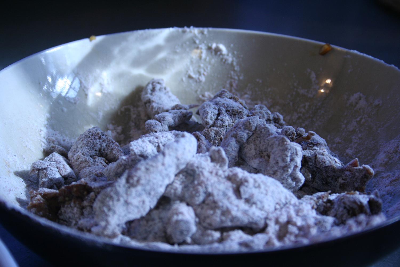 Seasoned Flour