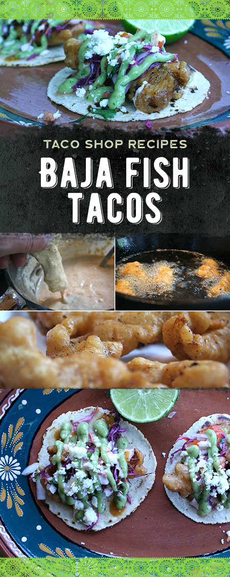 Authentic Baja Fish Tacos Recipe