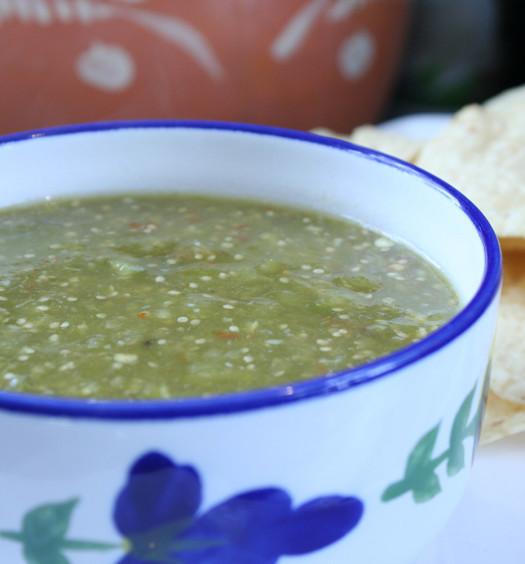 Simple Salsa Verde